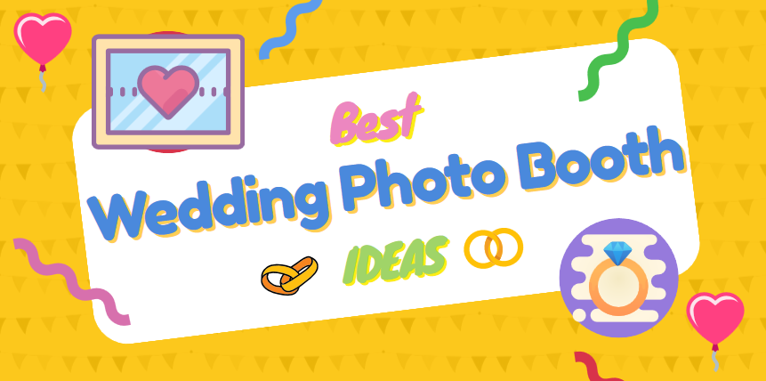 wedding photo booth ideas bay area