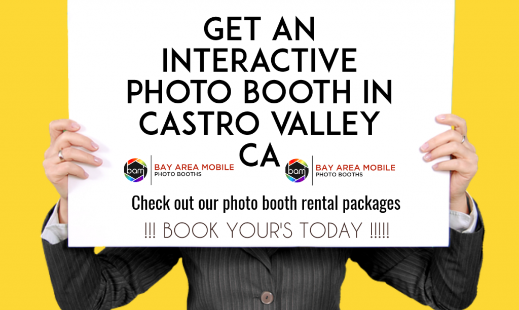 MIRROR PHOTO BOOTH RENTALS CASTRO VALLEY CA