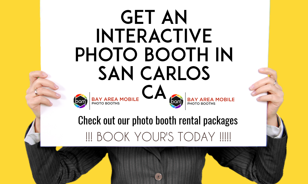 Mirror Photo booth rental San Carlos CA