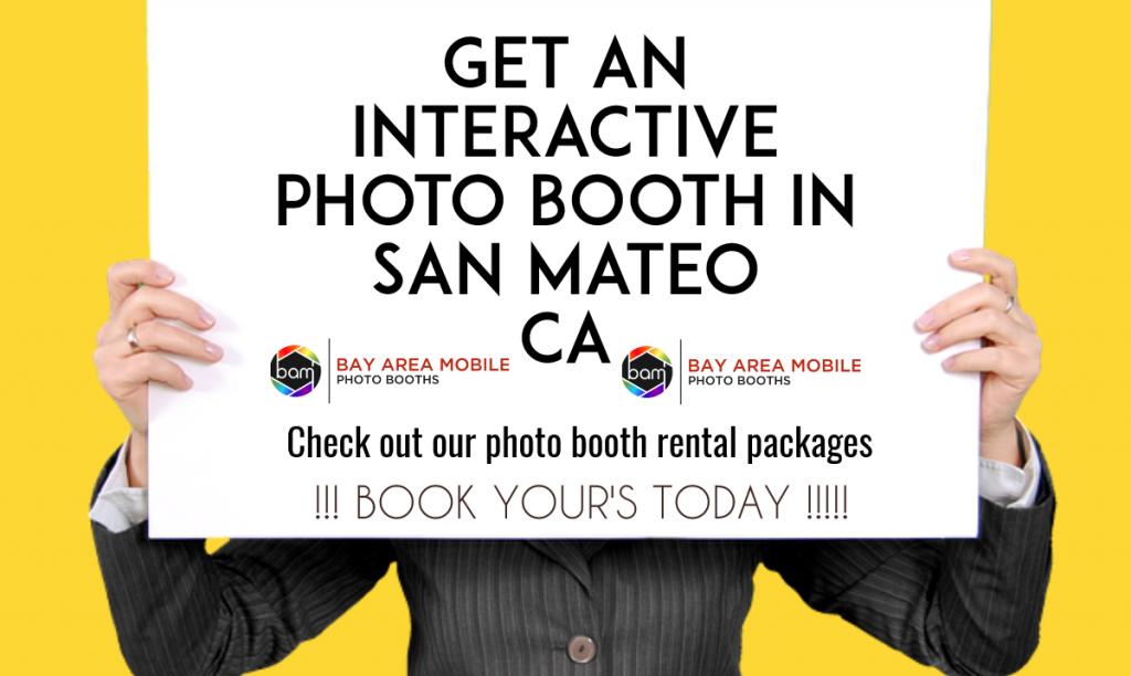 Photo booth rental San Mateo CA