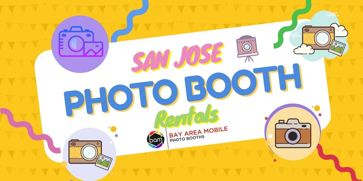 photo booth rentals san jose ca - BAM photo booths