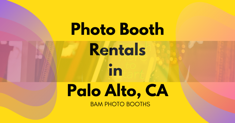 Photo Booth Rentals Palo Alto